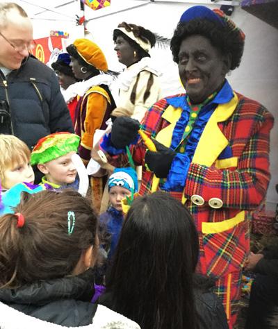 Ballonnenclown Piet of Opa ballonnen Piet